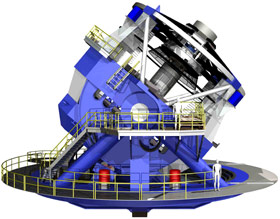 Large Synoptic Survey Telescope - Other Projects - HETDEX