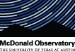 logo of McDonald Observatory